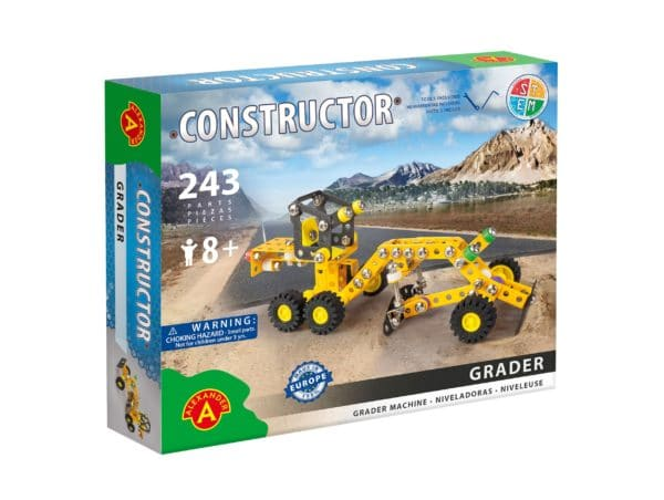 Constructor Grader
